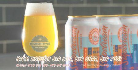 Kiểm nghiệm, thử nghiệm bia, đồ uống có cồn